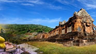 Laos-Pakse 4Days