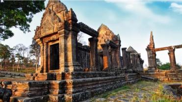 Preah Vihear-Ratanakiri 4 Days