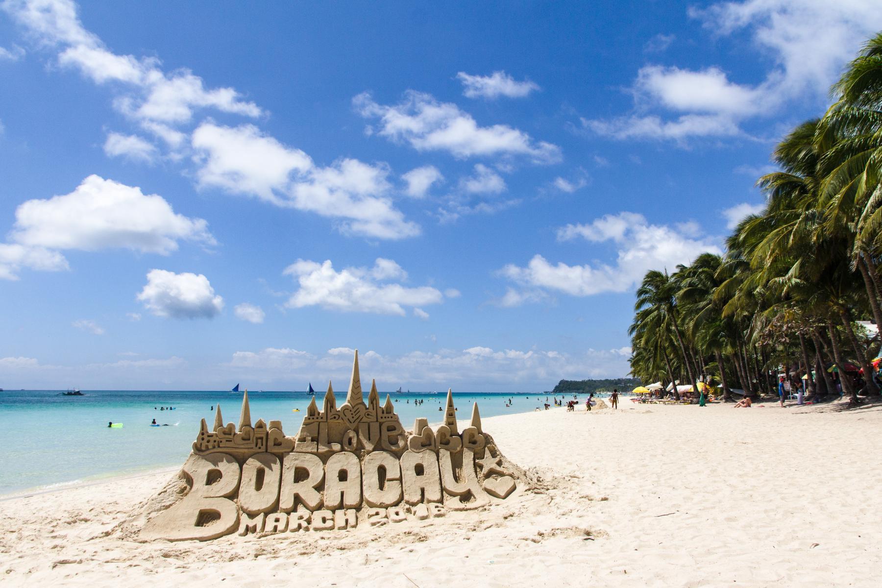 កោះ Boracay